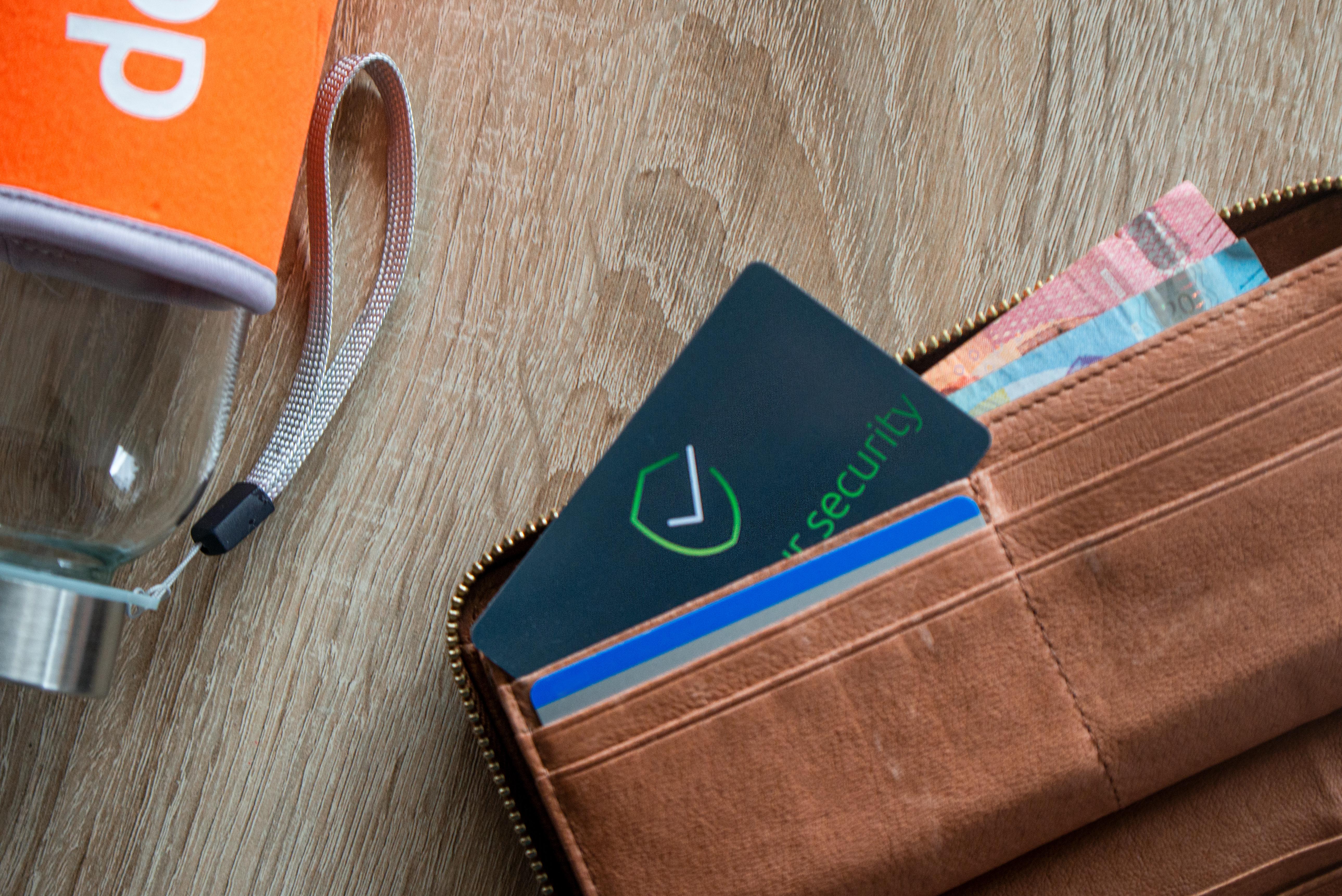 d.velop RFID Schutzkarte