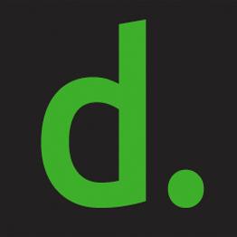 Schwarz Logo grün