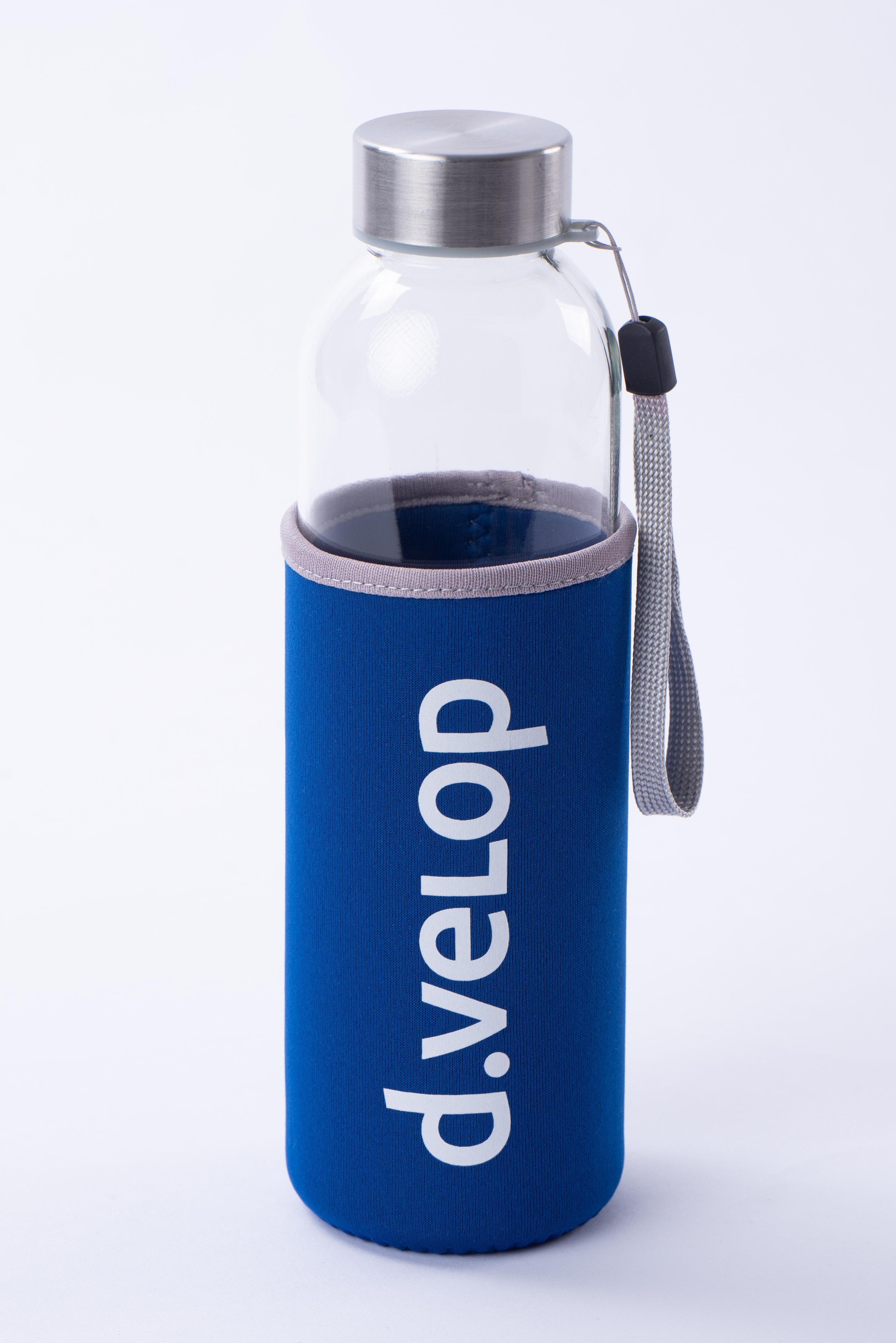 d.velop Trinkflasche