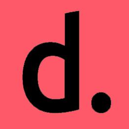 Pink Logo schwarz