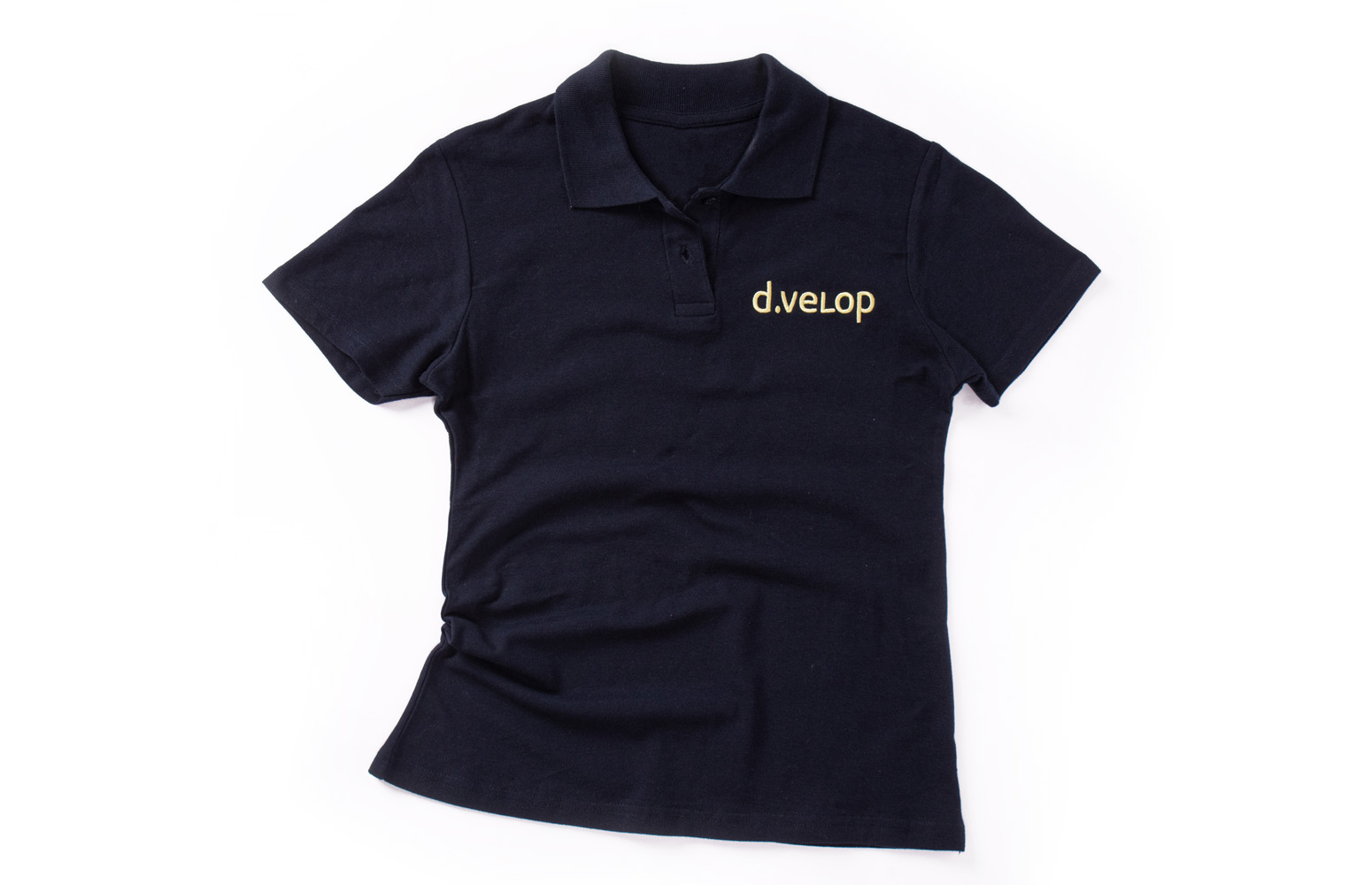 d.velop Frauen Polo-Shirt